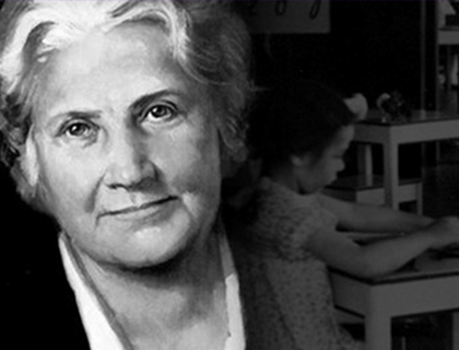Maria montessori el yoga educa